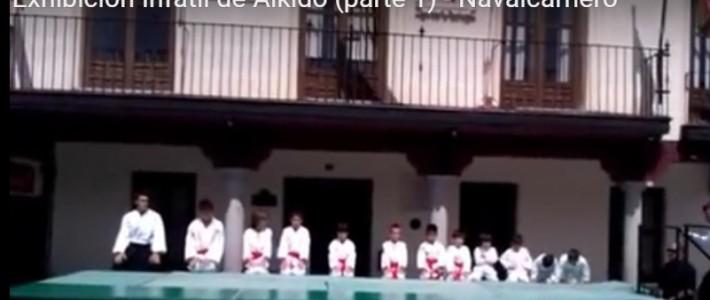 Demostración Aikido 10-11 Octubre, Navalcarnero